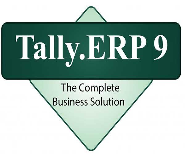 Tally ERP 9 banner